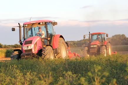 Fuel Economy ECM Tuning for Agricultural Machinery