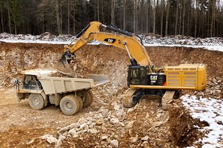 Fuel Efficiency ECM Tuning for Construction Equipment
