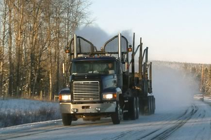Diesel ECM Fuel Economy Tuning for Highway Tractors