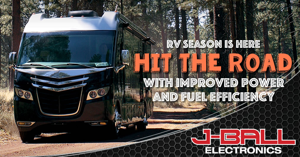 Give your RV a boost of power and better fuel efficiency with an ECM tune.