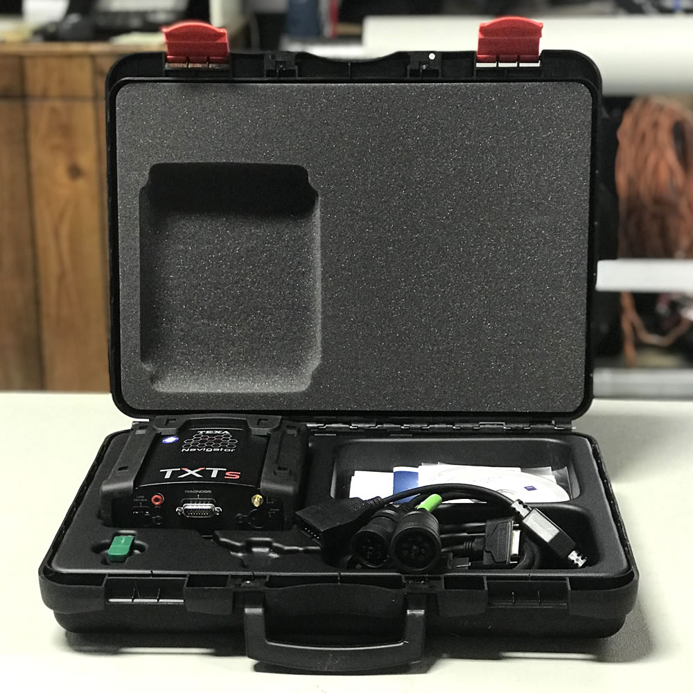 TEXA Truck Diagnostic Kit