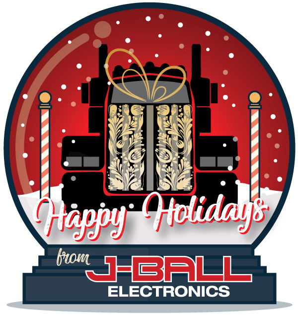 Happy Holidays from everyone at J-Ball Electronics