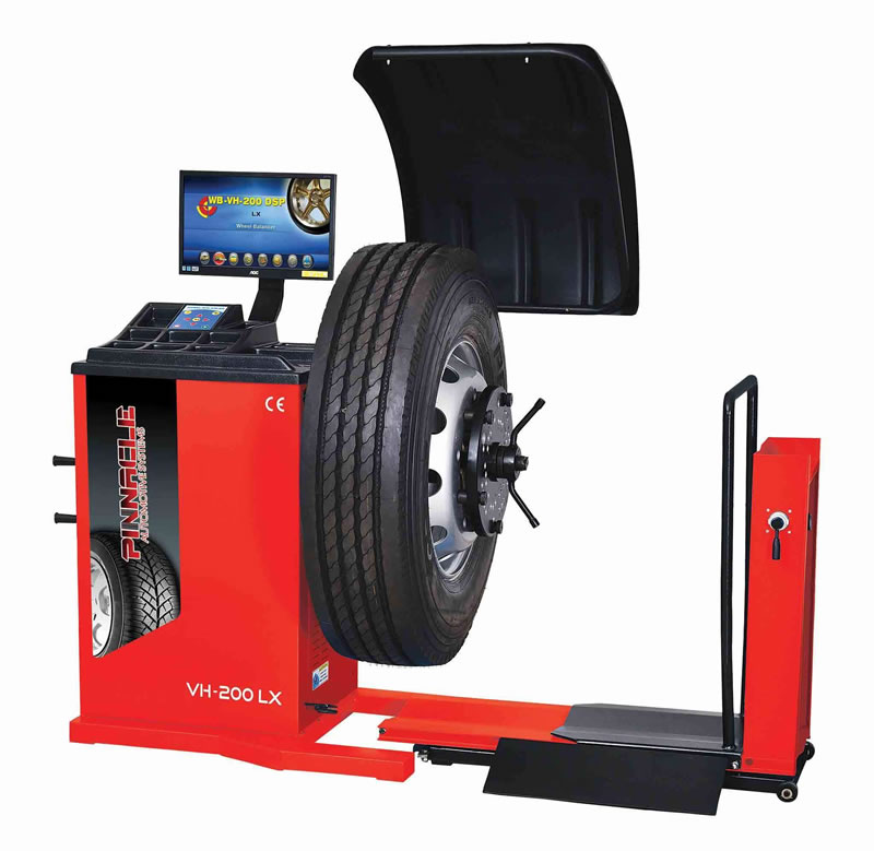 Commercial Truck Wheel Balancer