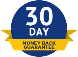30 Day Money Back Guarantee on TEXA purchases.