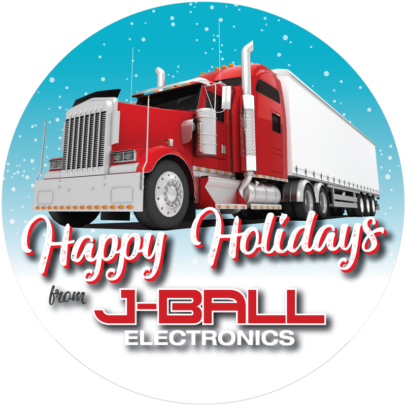 Happy Holidays from everyone at J-Ball Electronics.